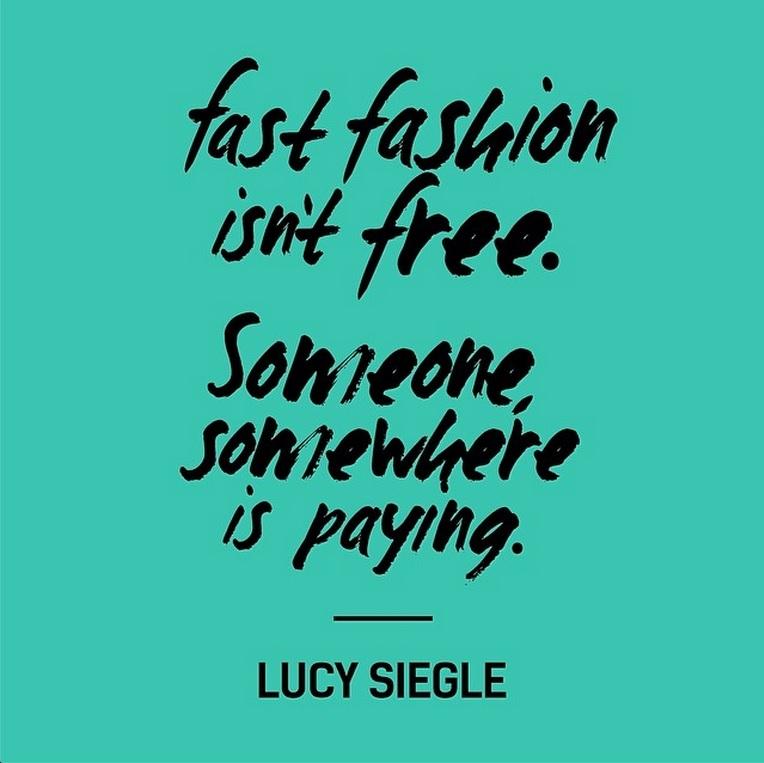 Lucy Siegle